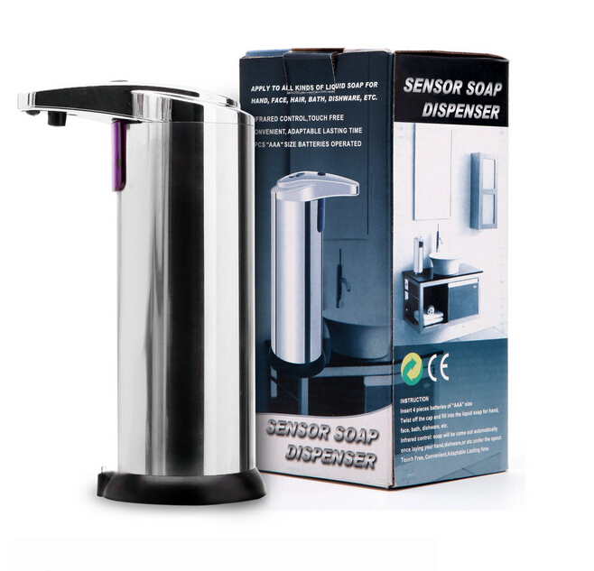 GBB Automatic Soap Dispenser-automaticsoapdispenser.co