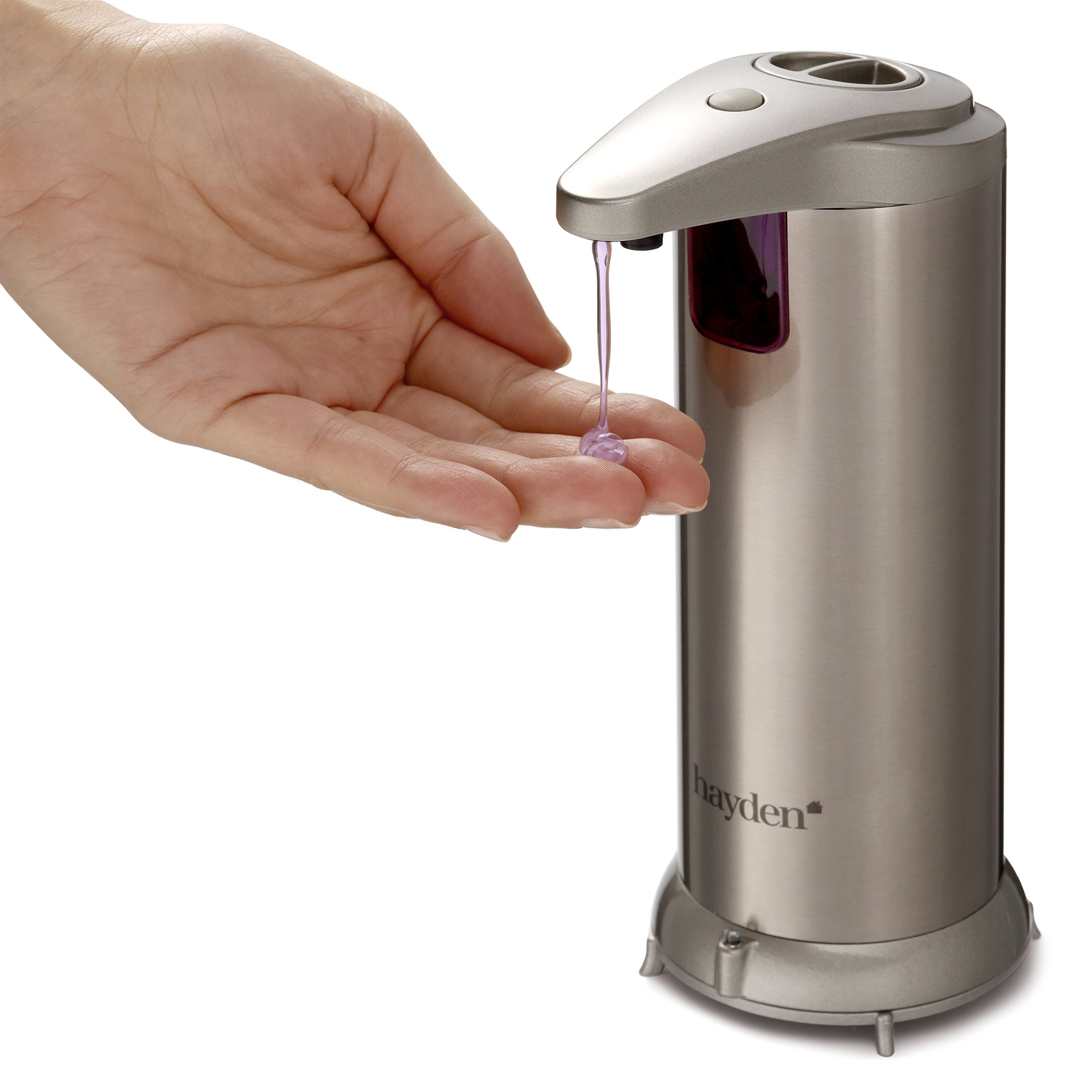 Touchless Soap Dispenser ~ Best touchless hand soap dispenser