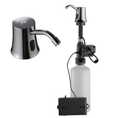 ASI-20333-Automatic-Deck-Mounted-Soap-Dispenser